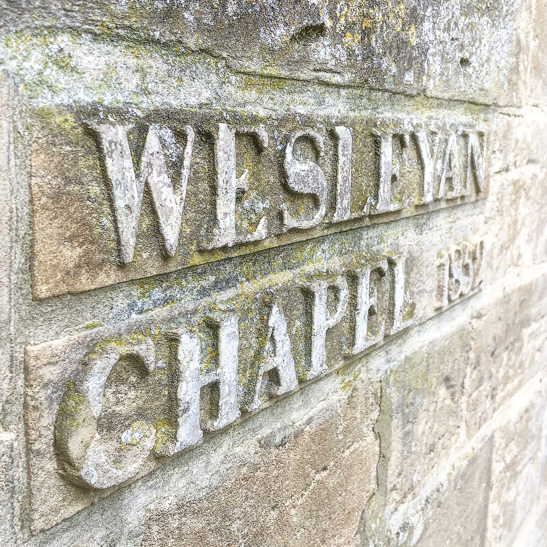 Nether Westcote Methodist Chapel